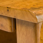 Myrtle Burl Desk Detail 2