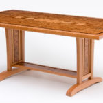 Carpathian Elm and Cherry Dining Table