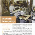 Australian Wood Review Magazine profile