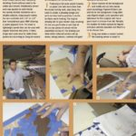 Australian Wood Review Marquetry Article