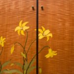 Canada Lily Marquetry Detail