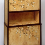Dogwood Marquetry Cabinet