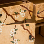 Dogwood Marquetry Drawers