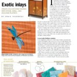Fine Woodworking Article on exotic inlays