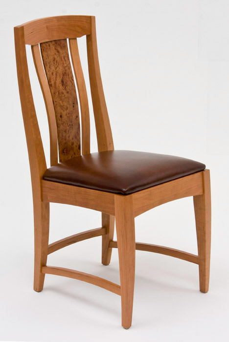 Superieur Cherry Side Chair