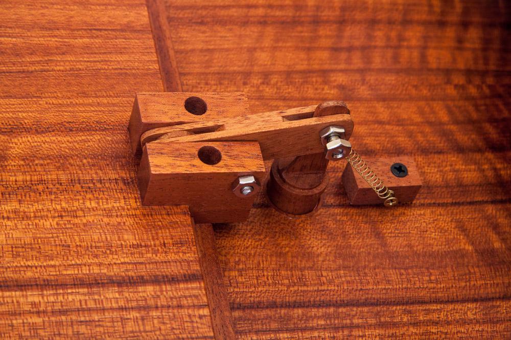 Art Deco Puzzle Cabinet Ct Fine Furniture